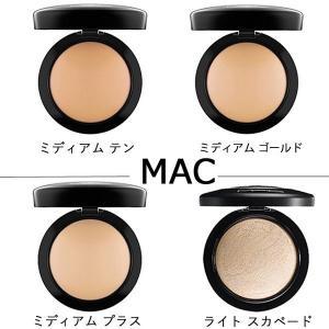 MAC マック ミネラライズ スキンフィニッシュ・ナチュラル jurer-store