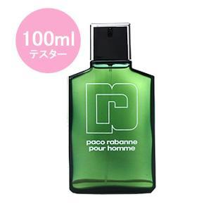 パコラバンヌ プールオム 100ml テスタータイプ EDT 香水|jurer-store