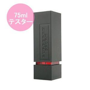 バーバリー スポーツ フォーメン テスタータイプ 75ml EDT・スプレータイプ 香水 フレグランス|jurer-store
