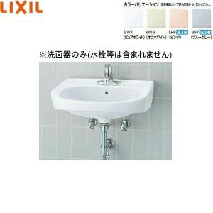 [L-176U]リクシル[LIXIL/INAX]そで無大形洗面器[壁付式] jusetsu-shop