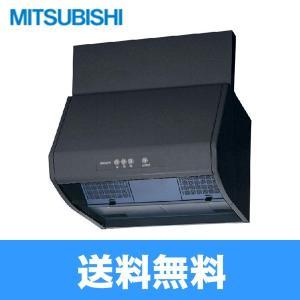 三菱電機[MITSUBISHI]レンジフードブース形[深型]V-602K7-BK【送料無料】