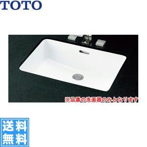 [L620]TOTOカウンター式洗面器[アンダーカウンター式][洗面器のみ]【送料無料】|jusetsu-shop