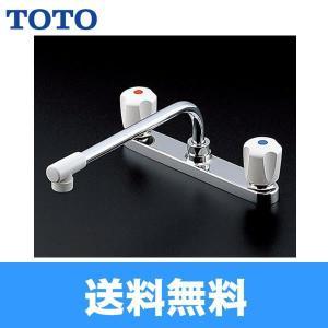 [TKJ23UR]TOTO台付キッチン用混合水栓【送料無料】|jusetsu-shop