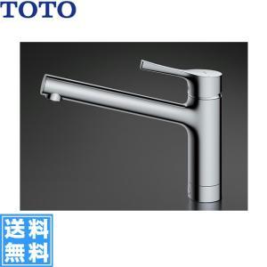 [TKS05301J]TOTOシングル混合水栓[一般地・寒冷地共用]【送料無料】|jusetsu-shop