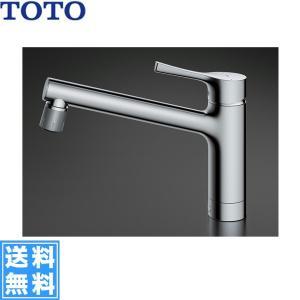 [TKS05303J]TOTOシングル混合水栓[吐水切り替えタイプ][一般地・寒冷地共用]【送料無料】|jusetsu-shop
