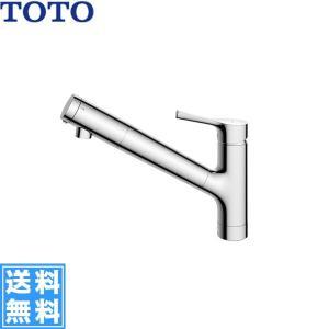 [TKS05307J]TOTO浄水器兼用シングル混合水栓[吐水切り替えタイプ][一般地仕様]【送料無料】|jusetsu-shop