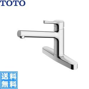 [TKS05310J]TOTOシングル混合水栓[一般地・寒冷地共用]【送料無料】|jusetsu-shop