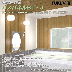フクビ バスパネル バスリブ 天井 壁用 BT 浴室天井材・壁装材|jusetsuhills