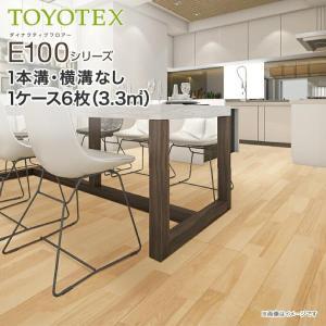 東洋テックス 床材 無垢 天然銘木 E100シリーズ 1本溝 12mm厚 高級家具調塗装 12×303×1818mm|jusetsuhills