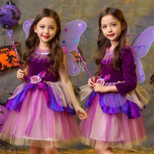 ハロウィン 女の子 衣装 魔女 子供 コスプレ 仮装 キッズ ワンピース 子供 コスチューム 魔法使い キッズ 子供 ワンピー 女の子