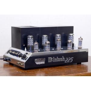 McIntosh マッキントッシュ MC225 真空管パワーアンプ メンテナンス済/120V仕様|justfriends