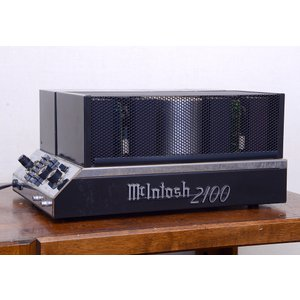 McIntosh マッキントッシュ MC2100 パワーアンプ 河口無線正規品120V仕様|justfriends