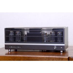 LUXMAN ラックスマン MQ60 Custom 真空管パワーアンプ 管球式アンプ/50CA10|justfriends
