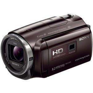 【新品・即納】SONY HDビデオカメラ Handycam HDR-PJ670 ボルドーブラウン 光学30倍 HDR-PJ670-T justme