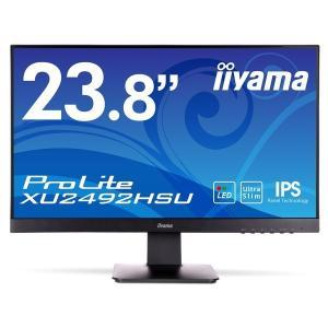 【新品・即納】iiyama XU2492HSU マーベルブラック ProLite [23.8型ワイド液晶ディスプレイ]|justme