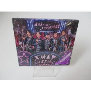 【新品】 SMAP CD+DVD Top Of The World/Amazing Discovery 初回限定盤B 未開封|justy-net