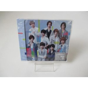 【新品】 Hey!Say!JUMP CD OVER THE TOP 通常盤 未開封|justy-net