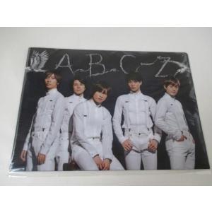 A.B.C-Z クリアファイル 集合 JOHNNYS' World 未開封|justy-net