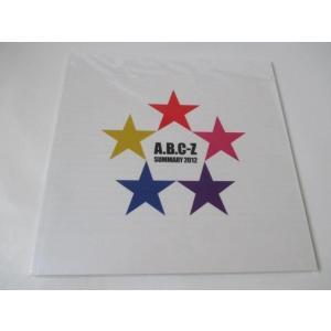 A.B.C-Z パンフレット SUMMARY 2012 justy-net