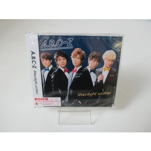 【新品】 A.B.C-Z CD+DVD Moonlight walker 初回限定盤B 未開封|justy-net