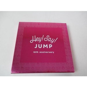 Hey!Say!JUMP 10th Anniversary パスケース FC会員限定|justy-net
