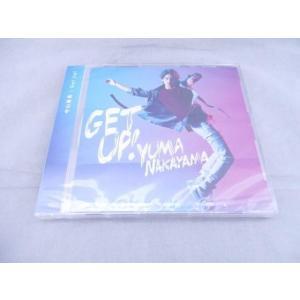ジャニーズ CD 中山優馬 Get Up! イベント会場限定盤 未開封|justy-net