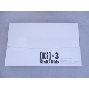 KinKi Kids DVD kinki kids [Ki] ×3 20th anniversary 未開封|justy-net