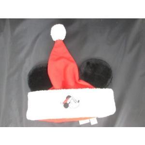 ディズニー ミッキー サンタ 帽子  ファンキャップ クリスマス justy-net