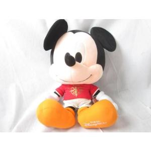 中古品 ディズニー ぬいぐるみ ミッキーマウス TDS 5th 5周年記念 タグ付き 約30cm|justy-net