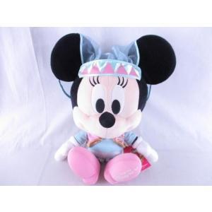 中古品 ディズニー ぬいぐるみ ミニーマウス 5周年 ワゴン|justy-net