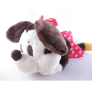 ディズニー 寝そべりぬいぐるみ ミニーマウス|justy-net