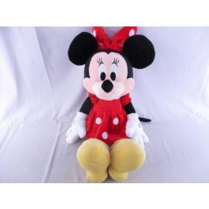 良品 ディズニー ぬいぐるみ ミニーマウス ビッグ 全長約65cm|justy-net