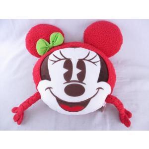 良品 ディズニー 東京ディズニーリゾート ミニーマウス Minnie Season クッション|justy-net