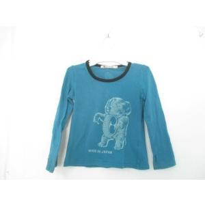 ◇ 同梱可 御洒落本舗 長袖Tシャツ 100cm キッズ|justy-net