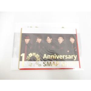 SMAP ミニクリアファイル ポストカードセット 10th Anniversary SMAP SHOP! 未開封|justy-net