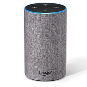 ■送料無料■Amazon エコー スマートスピーカー with Alexa  Echo 第2世代  ...