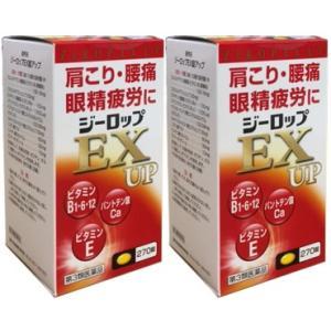 【送料無料】 ジーロップEXアップ|270錠入×2個セット|...