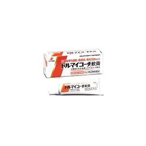 【送料無料】 ドルマイコーチ軟膏|6g入|指定第2類医薬品|ゼリア新薬|juujiya