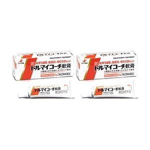【送料無料】 ドルマイコーチ軟膏|6g入×2個セット|指定第2類医薬品|ゼリア新薬