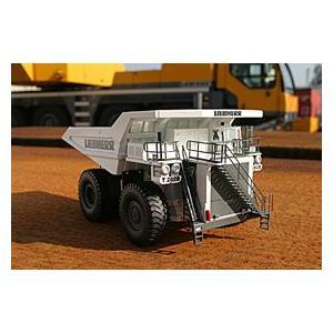 LIEBHERR リープヘル 重機 採鉱用 超大型ダンプカー T282B|juuki