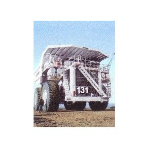 LIEBHERR リープヘル 重機 ポスター T282B A1(594×840mm)|juuki