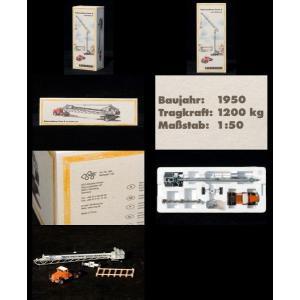 LIEBHERR リープヘル 重機 タワークレーン FORM 6 + SCANIA L60|juuki|02