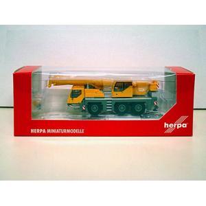 LIEBHERR リープヘル 重機 モービルクレーン LTM1045(1:87)|juuki