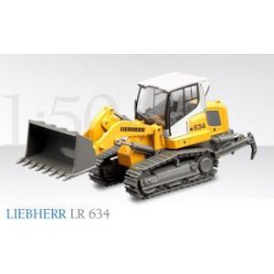 LIEBHERR リープヘル 重機 クローラローダー LR634|juuki