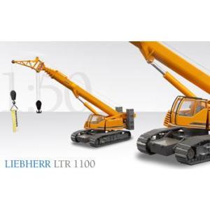 LIEBHERR リープヘル 重機 クローラーテレスコープクレーン LTR1100|juuki
