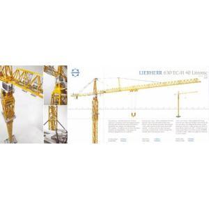 LIEBHERR リープヘル 重機 タワークレーン 630 EC-H 40|juuki|05