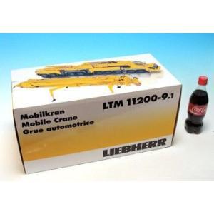 LIEBHERR リープヘル 重機 オールテレーンクレーン LTM11200-9.1|juuki|05