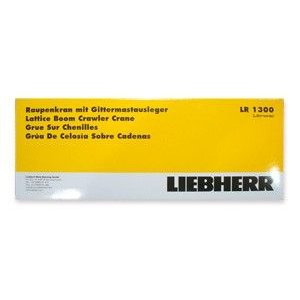 LIEBHERR リープヘル 重機 LR1300 juuki 03