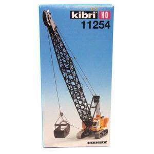 LIEBHERR リープヘル 重機 HS883 ドラグライン DRAGLINE 11254 kibri HOスケール (1:87) プラモデル|juuki
