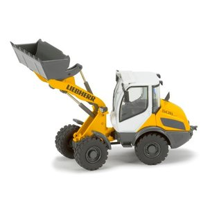 LIEBHERR リープヘル 重機 L506 compact wheel loader|juuki